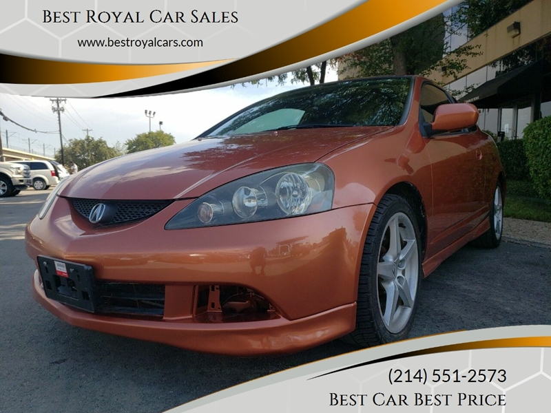 2006 Acura Rsx Type-S 2dr Hatchback In Dallas TX - Best