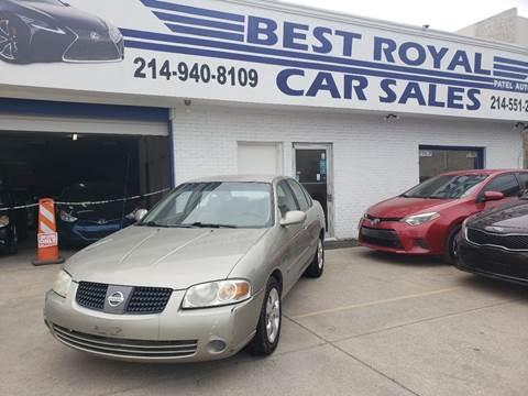 2004 Nissan Sentra for sale in Dallas, TX