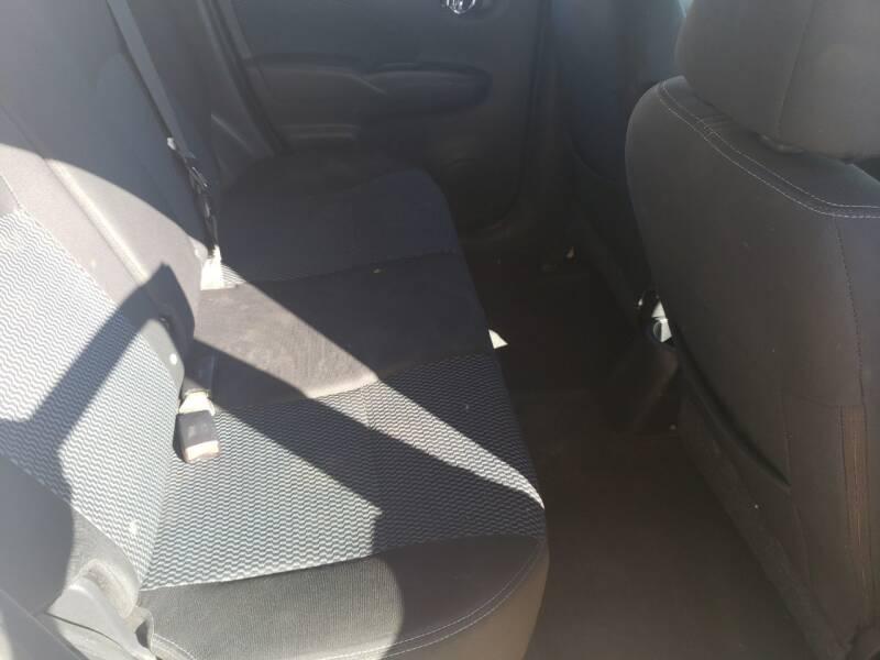 2014 Nissan Versa Note SV 4dr Hatchback - Dallas TX