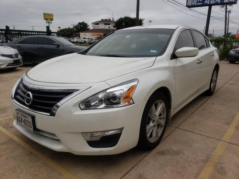 2013 Nissan Altima 2.5 SV 4dr Sedan - Dallas TX
