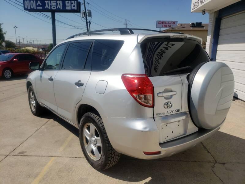 2007 Toyota RAV4 4dr SUV 4WD V6 - Dallas TX