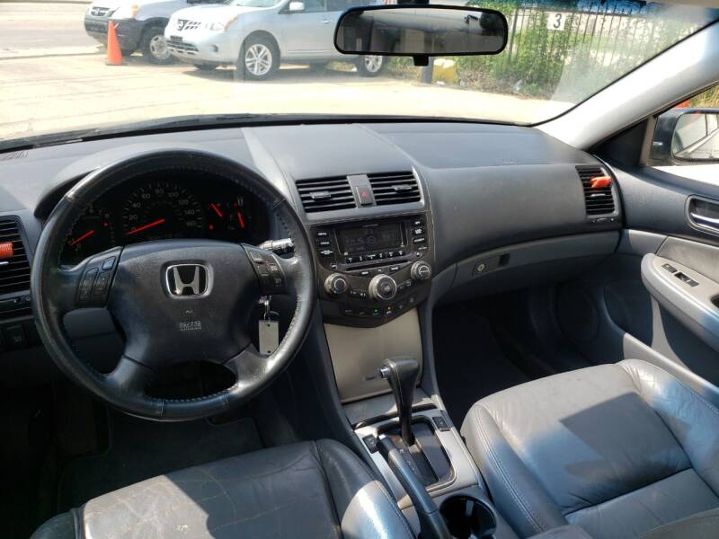 2003 Honda Accord EX V-6 4dr Sedan - Dallas TX