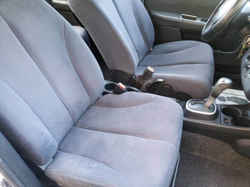 2008 Nissan Versa 1.8 S 4dr Sedan 4A - Dallas TX