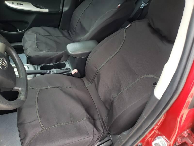 2011 Toyota Corolla S 4dr Sedan 4A - Dallas TX
