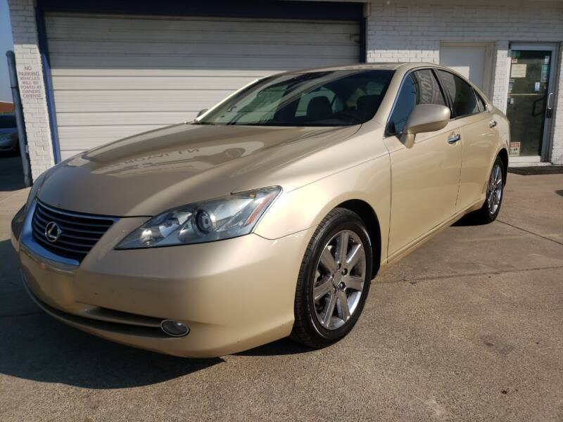 2007 Lexus ES 350 4dr Sedan - Dallas TX