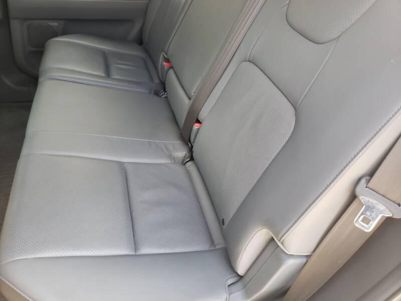 2007 Honda Ridgeline AWD RTL 4dr Crew Cab - Dallas TX
