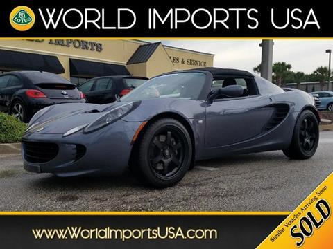 2008 Lotus Elise for sale in Jacksonville, FL