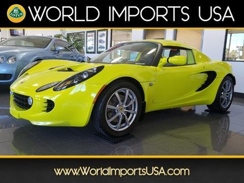 2009 Lotus Elise for sale in Jacksonville, FL