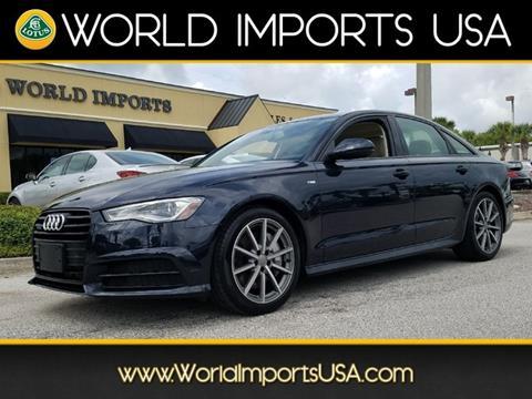 2017 Audi A6 for sale in Jacksonville, FL