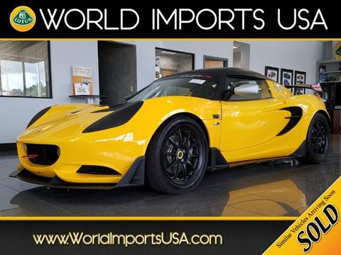 2014 Lotus Elise For Sale in Horseheads, NY - Carsforsale.com