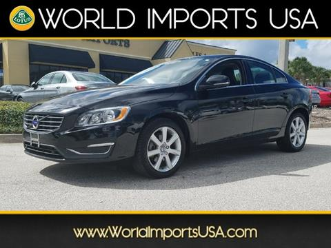 2016 Volvo S60 for sale in Jacksonville, FL