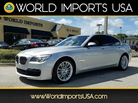 2013 BMW 7 Series for sale in Jacksonville, FL