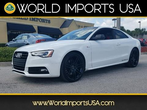 2017 Audi S5 For Sale In Minnesota Carsforsale Com