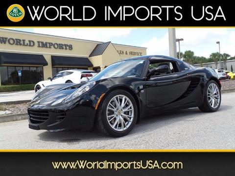 2010 Lotus Elise for sale in Jacksonville, FL
