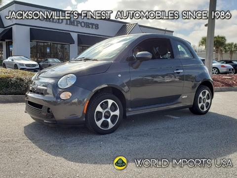 used fiat 500e for sale in florida - carsforsale®