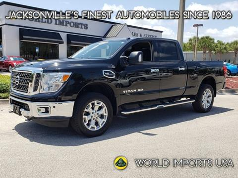 Used Trucks Jacksonville Fl >> Used Pickup Trucks For Sale In Jacksonville Fl Carsforsale Com