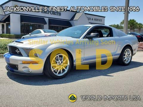2009 Ford Shelby GT500 for sale in Jacksonville, FL