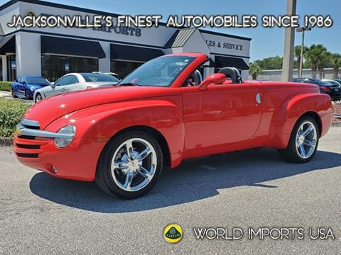 2005 Chevrolet SSR for sale in Jacksonville, FL