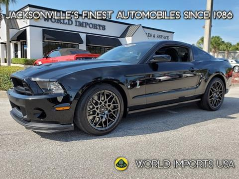 2014 Ford Shelby GT500 for sale in Jacksonville, FL