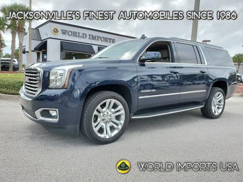 2017 GMC Yukon XL for sale in Jacksonville, FL
