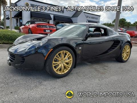 2007 Lotus Elise for sale in Jacksonville, FL