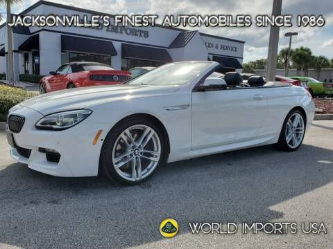 2017 Bmw 6 Series >> 2017 Bmw 6 Series For Sale In Jacksonville Fl