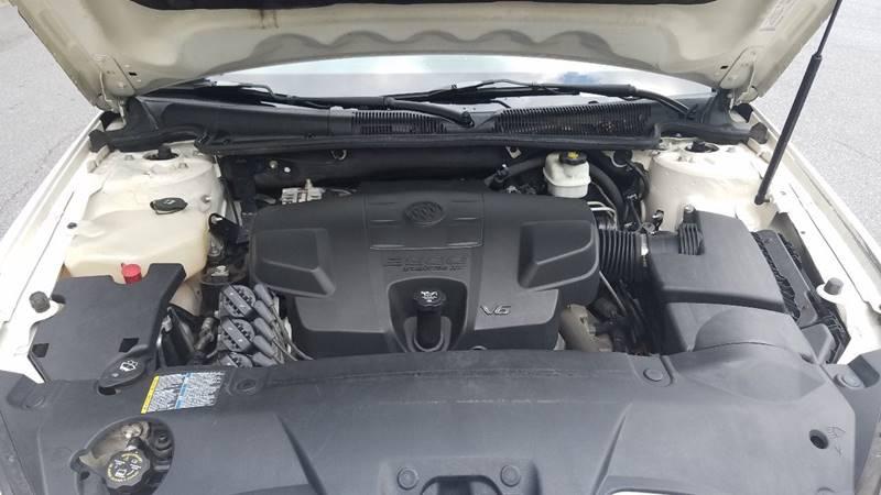 2007 Buick Lucerne CXL V6 4dr Sedan - Alpharetta GA