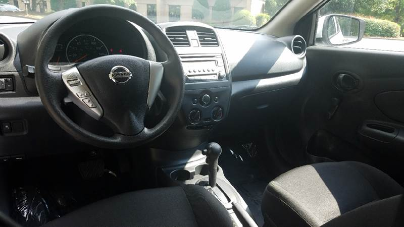 2016 Nissan Versa 1.6 S 4dr Sedan 4A - Alpharetta GA
