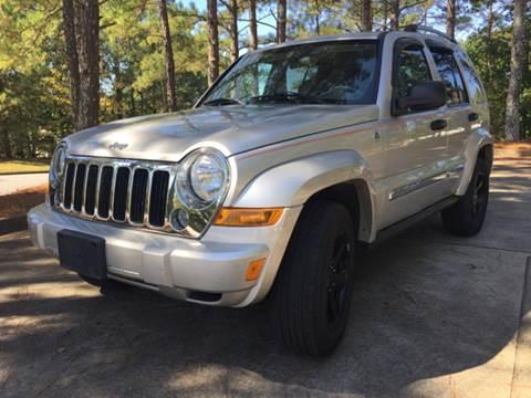 2007 Jeep Liberty for sale in Alpharetta, GA