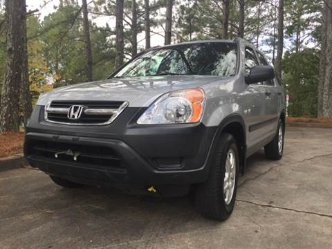 2004 Honda CR-V for sale in Alpharetta, GA