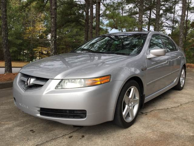 2005 acura tl 3 2 4dr sedan in milton ga efficiency auto buyers