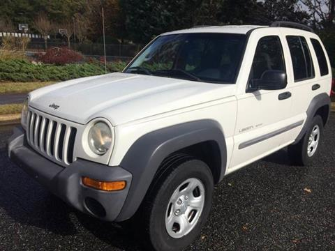 2003 Jeep Liberty for sale in Milton, GA