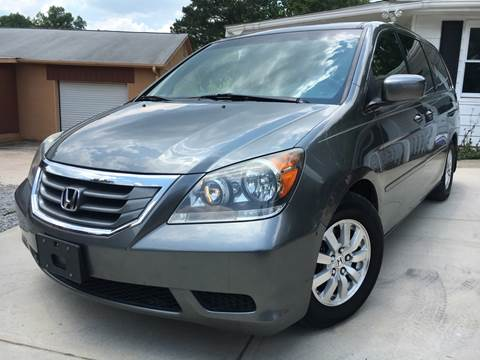 2009 Honda Odyssey for sale in Milton, GA