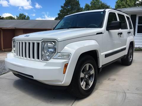 2008 Jeep Liberty for sale in Milton, GA