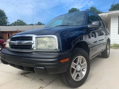 2004 Chevrolet Tracker for sale in Milton, GA