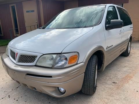 2004 Pontiac Montana for sale in Milton, GA