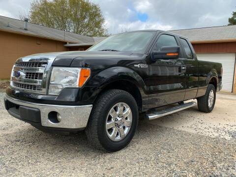 2014 Ford F-150 XLT for sale at Efficiency Auto Buyers in Milton GA