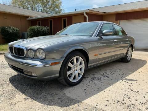 2004 Jaguar XJ-Series XJ8 for sale at Efficiency Auto Buyers in Milton GA