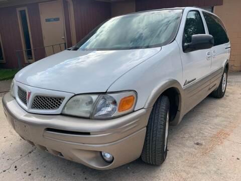 2004 Pontiac Montana for sale at Efficiency Auto Buyers in Milton GA
