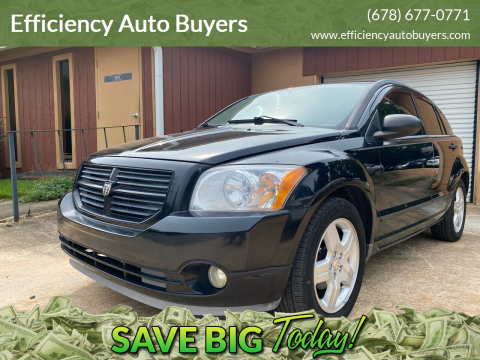 2008 Dodge Caliber for sale at Efficiency Auto Buyers in Milton GA