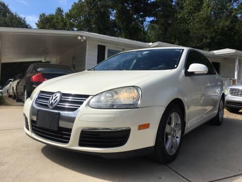 2008 Volkswagen Jetta for sale at Efficiency Auto Buyers in Milton GA