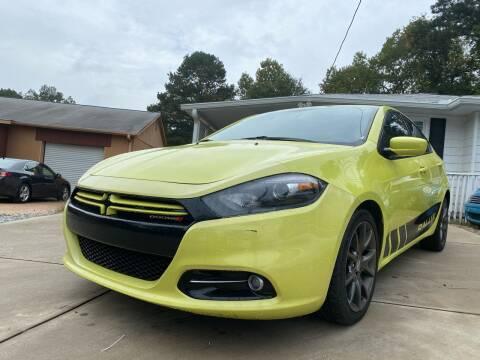 2013 Dodge Dart for sale at Efficiency Auto Buyers in Milton GA