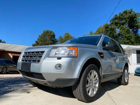 2008 Land Rover LR2 for sale at Efficiency Auto Buyers in Milton GA