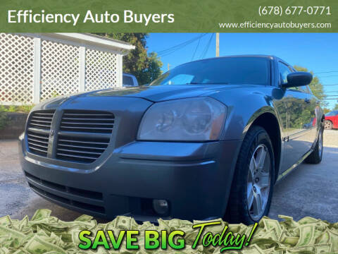 2006 Dodge Magnum for sale at Efficiency Auto Buyers in Milton GA
