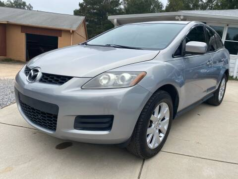 2007 Mazda CX-7 for sale at Efficiency Auto Buyers in Milton GA