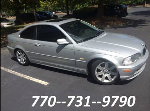 2002 BMW 3 Series for sale in Alpharetta, GA