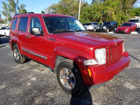 2008 Jeep Liberty for sale in Miami, FL