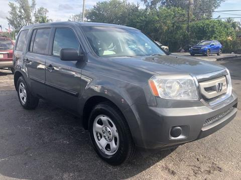 2011 Honda Pilot for sale in Miami, FL