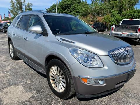 2011 Buick Enclave for sale in Miami, FL