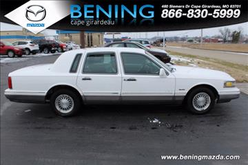 1997 Lincoln Town Car for sale in Cape Girardeau, MO